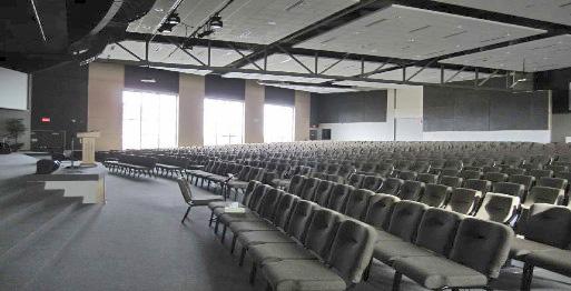 Q Amp A Choosing Church Seating