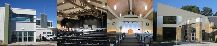 Modern Church Architecture | Parker Seminoff Architects