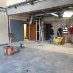 Inspecting underground plumbing