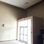 New foyer vestibule